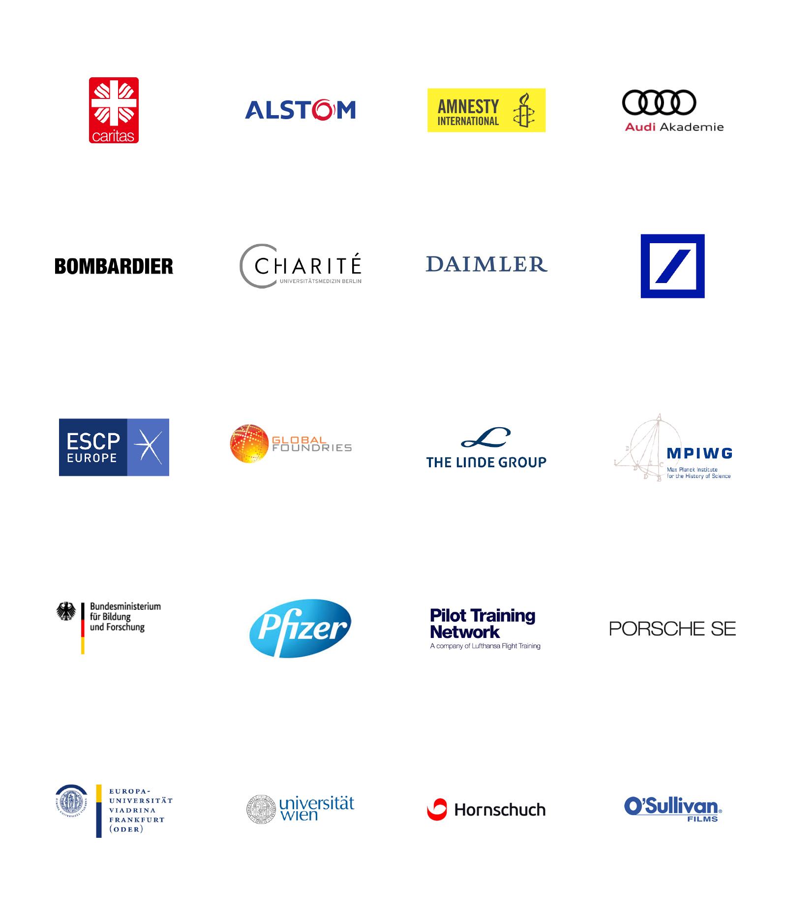 SEG-Referenz-Logos